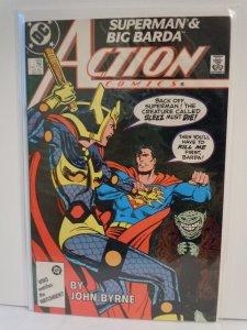 Action Comics #592