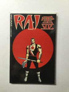Rai Tpb Sc Softcover Near Mint Nm Valiant