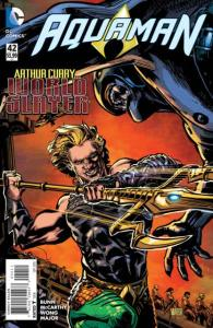 Aquaman (2011 series) #42, NM + (Stock photo)