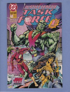 Justice League Task Force #1 VF