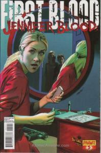 Jennifer Blood: First Blood #5 VF/NM; Dynamite | save on shipping - details insi