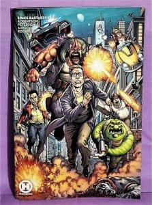 Darick Robertson SPACE BASTARDS #1 Variant Cover (Humanoids, 2021)!