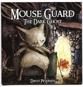 Mouse Guard #4 2006 Dark Ghost-David Petersen NM-
