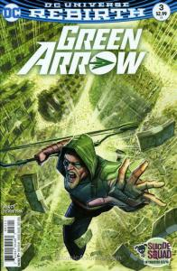 Green Arrow (6th Series) #3 VF/NM; DC | save on shipping - details inside