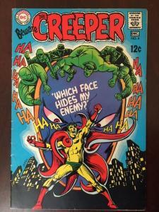 THE CREEPER #4 DITKO! GLOSSY F/VF CLASSIC DC SILVER AGE