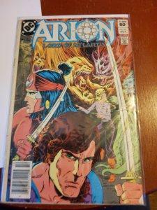 Arion, Lord of Atlantis #12 (1983)