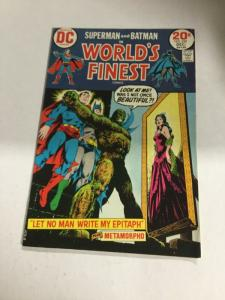 Worlds Finest 220 Fn/Vf Fine/Very Fine 7.0 DC Comics