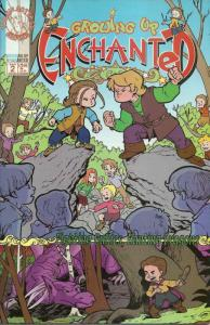 Growing Up Enchanted #2 VF/NM; Too Hip Gotta Go | save on shipping - details ins