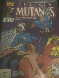 Marvel The New Mutants #89 Mint Hot