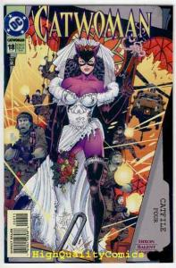 CATWOMAN #18, NM+, Jim Balent, Femme Fatale,Dixon,1993, Here Comes the Bride