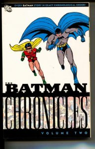 Batman Chronicles Volume 2 TPB trade