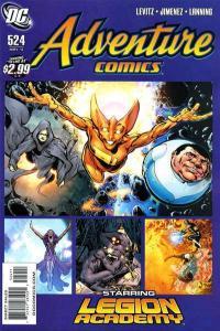 Adventure Comics (2009 series) #524, NM (Stock photo)