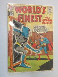 World's Finest Comics The Mirror Batman #121 1.5 Detached Cover (1961)
