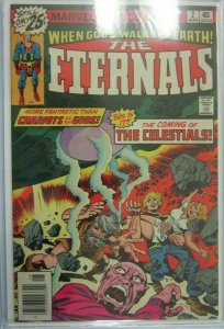 The Celestials #2 - 6.0 FN (1976)