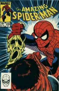 Amazing Spider-Man #245 (ungraded) stock photo