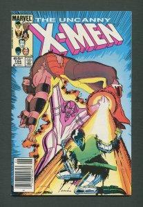 Uncanny X-Men #194  / 9.2 NM -  / Newsstand /  June 1985