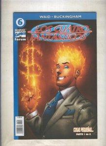 Los Cuatro fantasticos volumen 5 numero 06