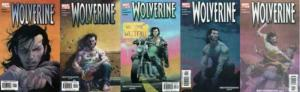 WOLVERINE (2003) 1-5  The Brotherhood COMICS BOOK