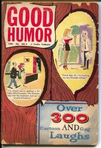 Good Humor #8 Spring 1963-gags-cartoons-VF-