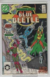 BLUE BEETLE (1986 DC) #21 NM A30123