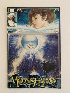 Epic Comics Moonshadow #1 (Mar,1985) Bronze Age Marvel VF+