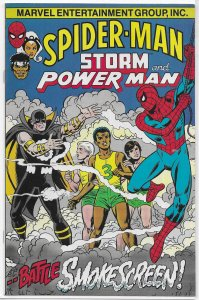 Spider-Man, Storm and Power Man (1992) #1 FN American Cancer Society