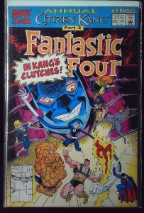 Fantastic Four Annual #25 (1992)