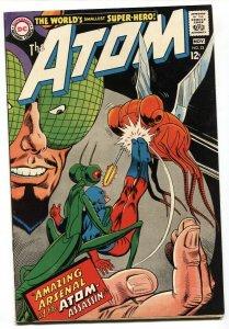 The Atom #33 1967- Gil Kane- DC Silver Age VF/NM