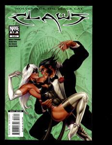 11 Comics Claws 1 2 3 Namor 1 2 3 Questprobe 1 Indiana Jones: Raiders +MORE EK10
