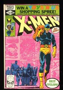 X-Men #138 FN+ 6.5 Marvel Comics
