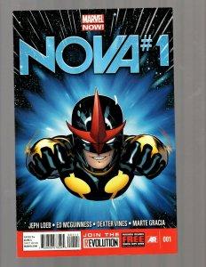 11 Comics Nova 1 2 3 4 7 Iron Man 500 501 1 516 Starlord 1 Rocket Raccoon 1 J447