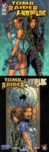 Tomb Raider/Witchblade Special #1, NM (Stock photo)