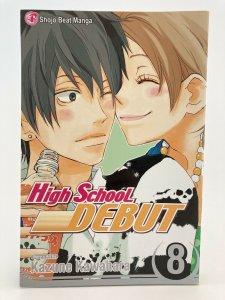 High School Debut Vol 8 MANGA TPB Kazune Kawahara FREE COMBINED SHIPPING