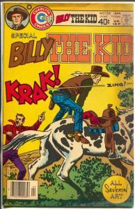 Billy The Kid #128 1978-John Severin cover & story art-Cheyenne Kid-FN+