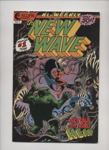 The New Wave #8 (1986)