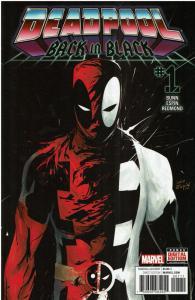Deadpool - Back in Black - NM
