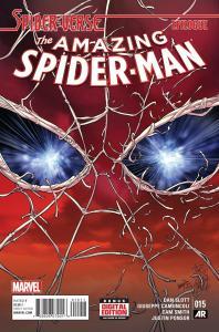 AMAZING SPIDER-MAN (2014 MARVEL) #15 NM