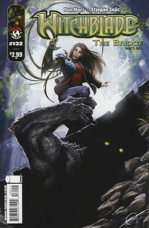 Witchblade #132A FN; Image | save on shipping - details inside