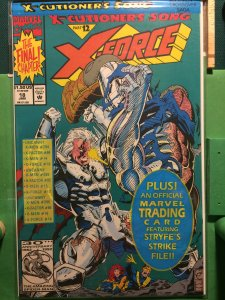 X-Force #18 X-cutioner's Song part 12 MISB