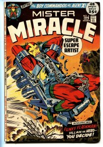 Mister Miracle #6 1971- DC 1st appearance of FEMALE FURIES fn