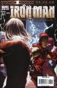 Marvel INVINCIBLE IRON MAN (2005 Series) #26 VF/NM