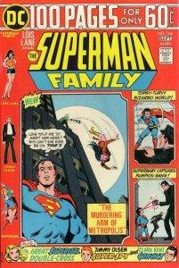 Superman Family #166, Fine (Stock photo)