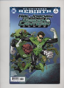 Hal Jordan and the Green Lantern Corps #2 (2016)