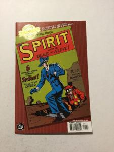 Millennium Edition The Spirit Wanted Dead Or Alive 1 NM Near Mint