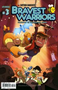 Bravest Warriors #3A VF/NM; Boom! | save on shipping - details inside