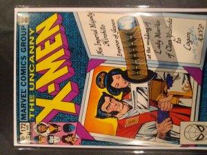 The Uncanny X-Men #172 NM(1983)