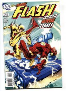 Flash #224-2005-Rogues Gallery - Rogue War story Comic Book