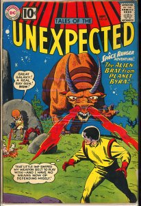 Tales of the Unexpected #65 (1961)