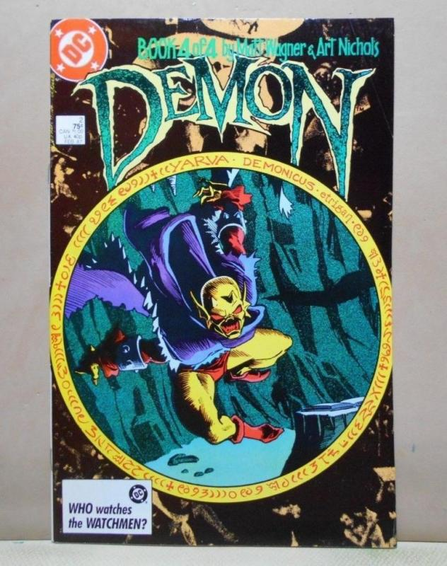 DEMON #2, VF/NM, Matt Wagner, DC, 1987 more DC in store