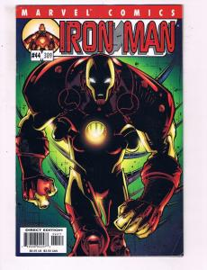 The Invincible Iron Man # 44 VF/NM Marvel Comic Books Avengers Thor Hawkeye SW14